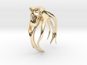 Octo, No.1 in 14K Yellow Gold