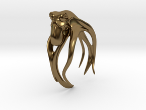 Octo, No.1 in Polished Bronze