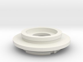 lens-adapter in White Natural Versatile Plastic