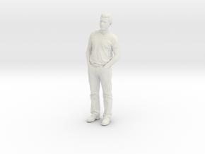AntoineCasual in White Natural Versatile Plastic