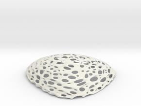 Bone Bowl 21cm in White Strong & Flexible
