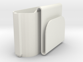 holster fixed in White Natural Versatile Plastic