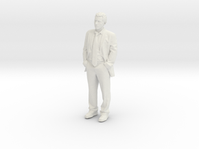 AntoineSuit Color in White Natural Versatile Plastic