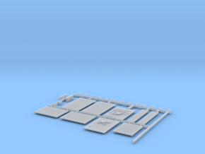 PUMPER DETAILS in Smooth Fine Detail Plastic