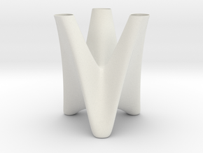 3in1vaas in White Natural Versatile Plastic