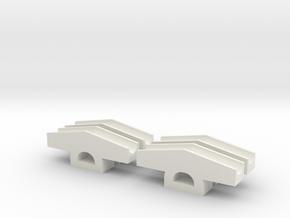 Schneepflug 1:220 in White Natural Versatile Plastic