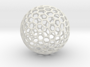Sphere194 in White Strong & Flexible