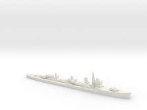 Takanami (Yugumo class) 1:1800 in White Natural Versatile Plastic