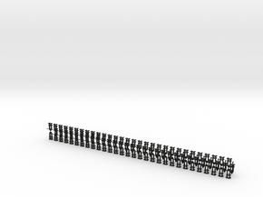 OO9 coupler v4 (60) in Black Strong & Flexible