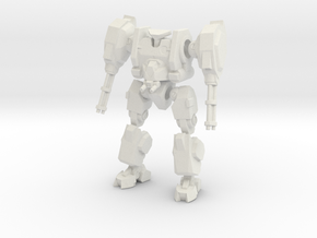 Mecha- Hunter (1/285th) Multi- Part in White Strong & Flexible