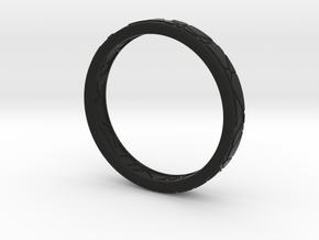 Broken ring in Black Strong & Flexible