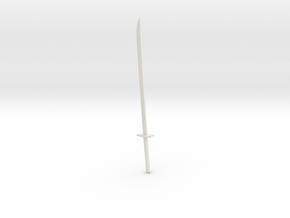 Katana13 in White Strong & Flexible