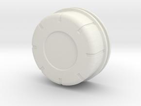 Cap-TSI.32111.mm in White Strong & Flexible