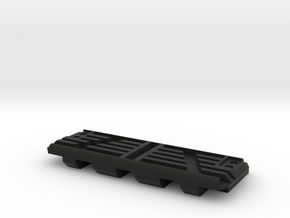 Tank Tread in Black Strong & Flexible