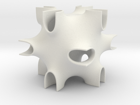 Neovius surface in White Natural Versatile Plastic