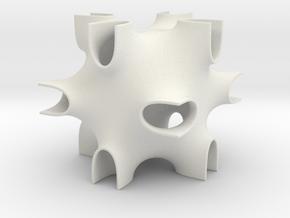 Neovius surface in White Natural Versatile Plastic