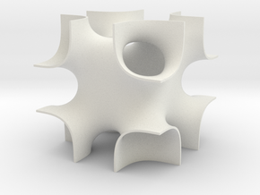 IWP surface in White Natural Versatile Plastic