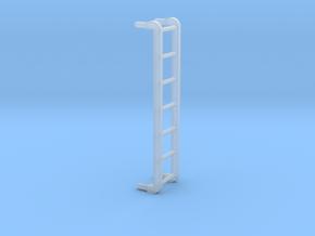Santa Fe 4-8-4 Tender ladder in Frosted Ultra Detail