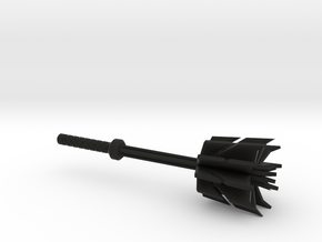Decepticon Mace in Black Strong & Flexible