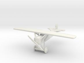 "Fokker V.29 ""1919"" 1:144th Scale in White Natural Versatile Plastic"