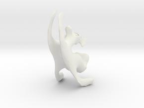 sledgedeer in White Strong & Flexible