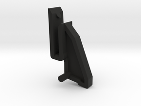 Thorens Turntable Dustcover Hinge - Upper in Black Strong & Flexible