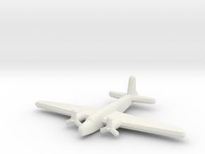 Vickers Wellington 1:900 in White Natural Versatile Plastic