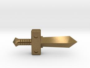 Forest Sword II in Natural Bronze