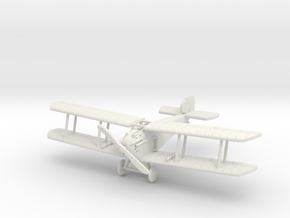 "Sopwith Dolphin ""87 Squadron"" 1/72 Scale in White Strong & Flexible"