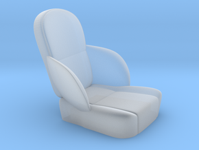 1/25 50s Sport Seat in Smooth Fine Detail Plastic