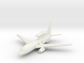 1/300 Boeing 737 AEW&C (E-7A Wedgetail) in White Strong & Flexible