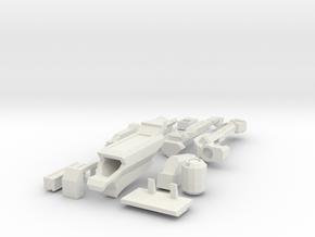 heavy plasmarifle for XVs in White Natural Versatile Plastic