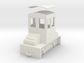 55n9 electric loco 3 in White Natural Versatile Plastic