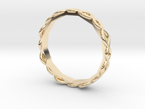 Lucid Ring - Sz. 7 in 14K Yellow Gold