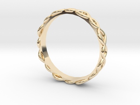 Lucid Ring - Sz. 9 in 14K Yellow Gold
