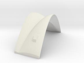 StGallenFluegel2 in White Strong & Flexible