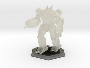 Mecha- Odyssey- Hyperion (1/285th) in Transparent Acrylic