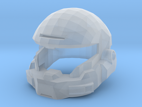 Mark V-B Helmet in Smooth Fine Detail Plastic