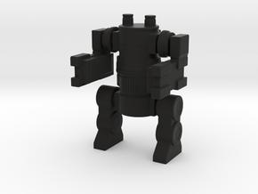 Tesla Robot in Black Strong & Flexible