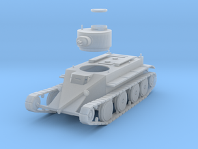 PV22B T3 Medium Tank (1/72) in Frosted Ultra Detail