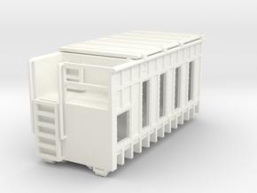 AB Taucher Übung HH in White Processed Versatile Plastic