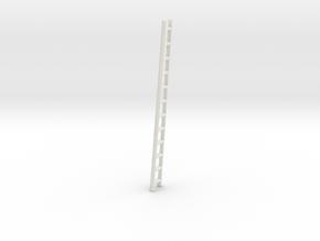ladder left in White Natural Versatile Plastic