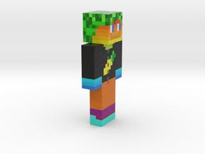 6cm | Rainbow_Carrot in Full Color Sandstone