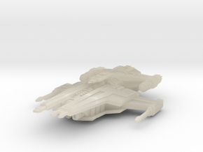 Firestar Heavy Carrier (Fleet Scale) in White Acrylic