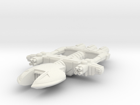 Kolanis Cruiser in White Natural Versatile Plastic