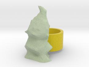 gnome ring in Full Color Sandstone