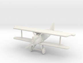 Rumpler D.I 1:144th Scale in White Strong & Flexible