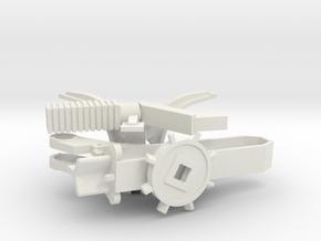 4Dm8or base mechanism Z-12x in White Natural Versatile Plastic