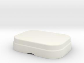 jabonera tapa in White Natural Versatile Plastic