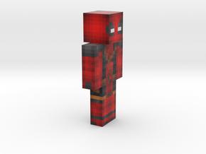 12cm | RecklessPixel in Full Color Sandstone
